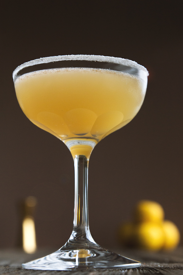 The sidecar is definitely a simple drink to learn, having only three ...