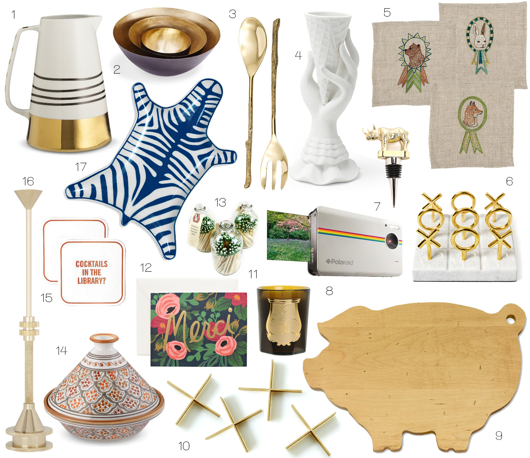 Gift Guide 2014: The Hostess