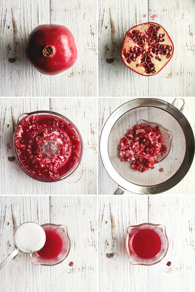 Homemade Grenadine by HonestlyYUM