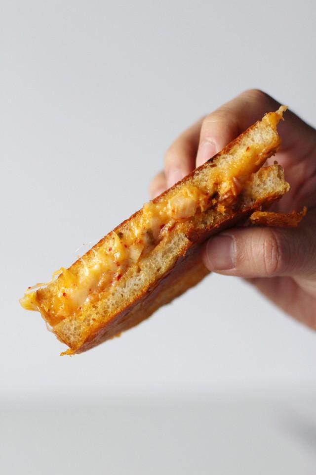 Grilled Cheese | HonestlyYUM