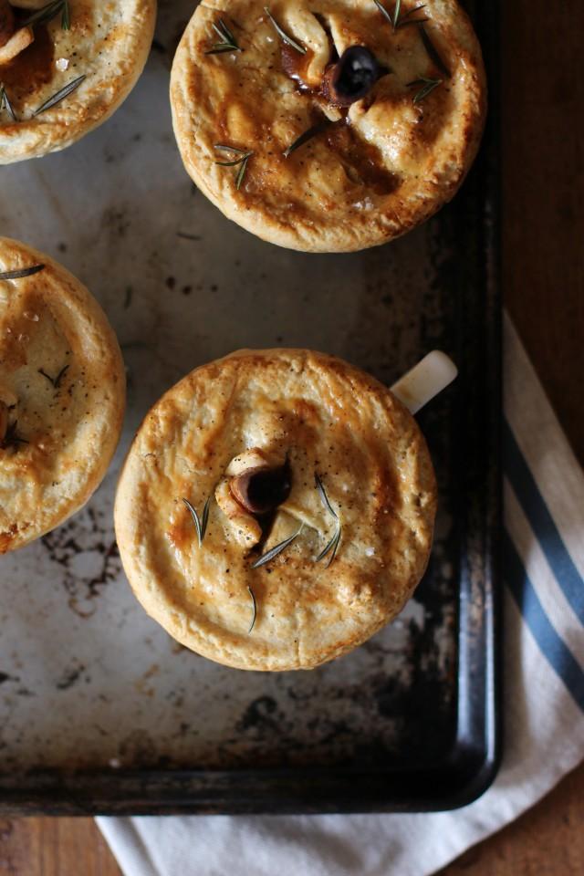 Lamb Shank Pie | HonestlyYUM