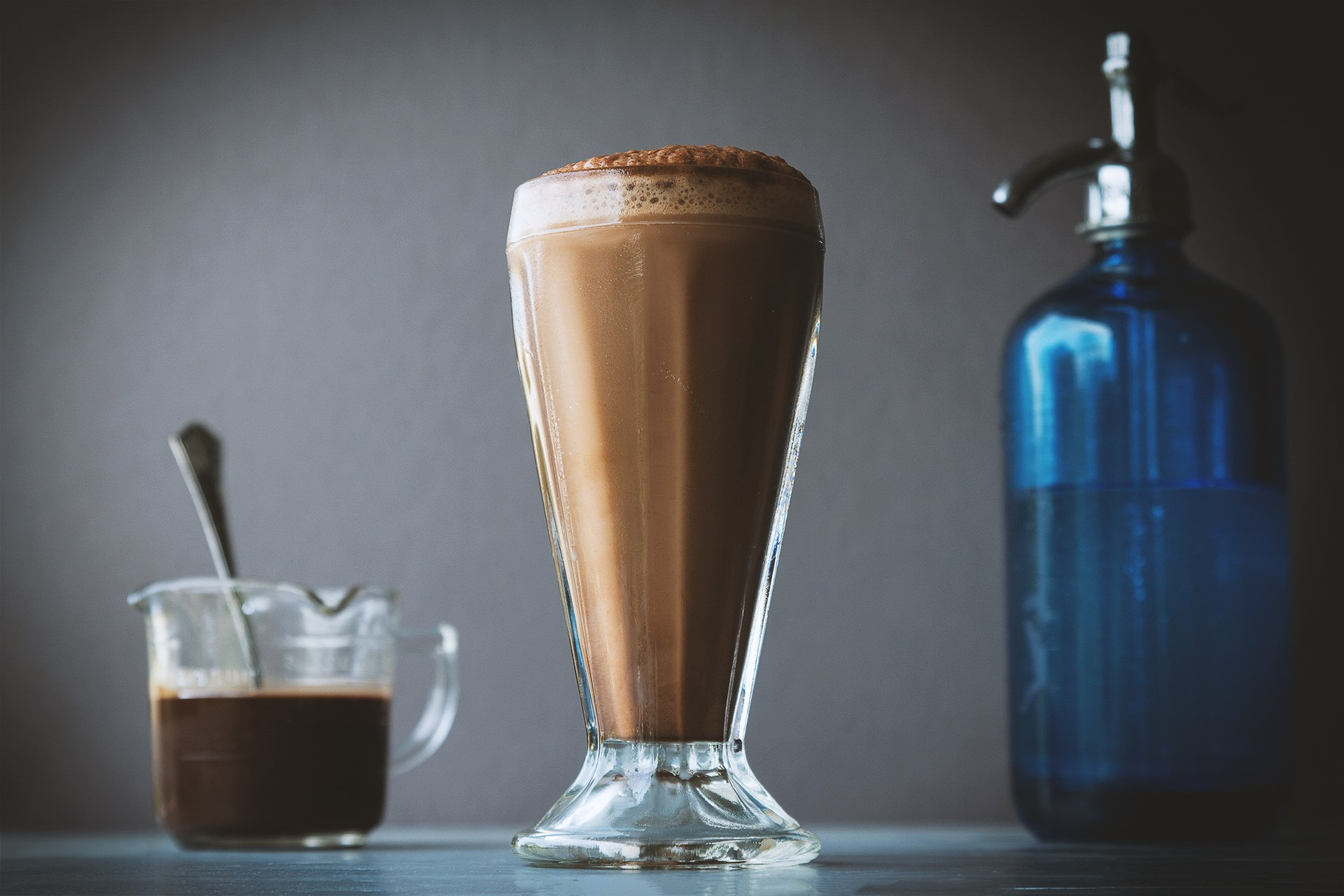 Egg Cream Recipe // HonestlyYUM