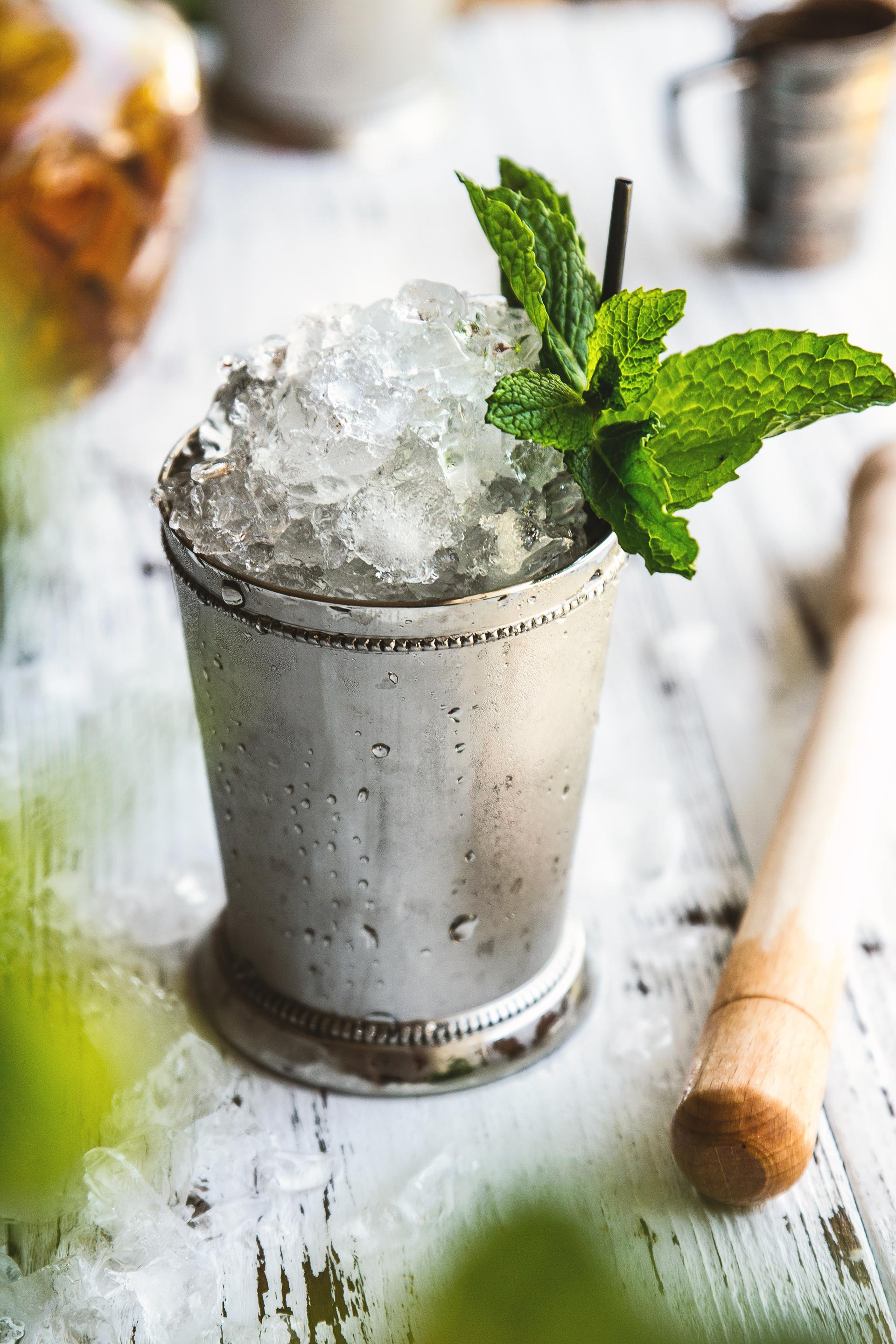 Mint Julep – HonestlyYUM
