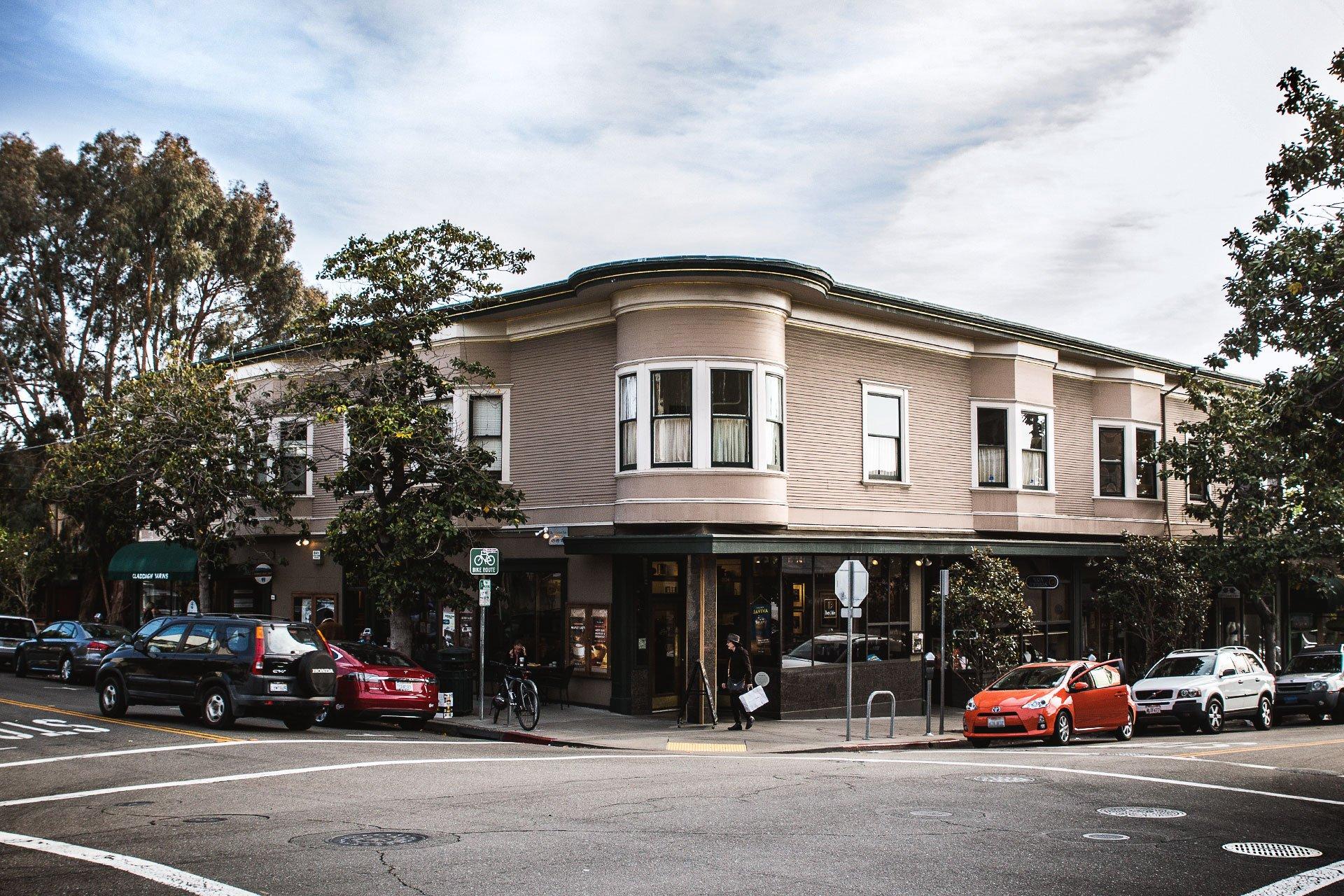 The Original Peet's Coffee Location, Berkeley, CA