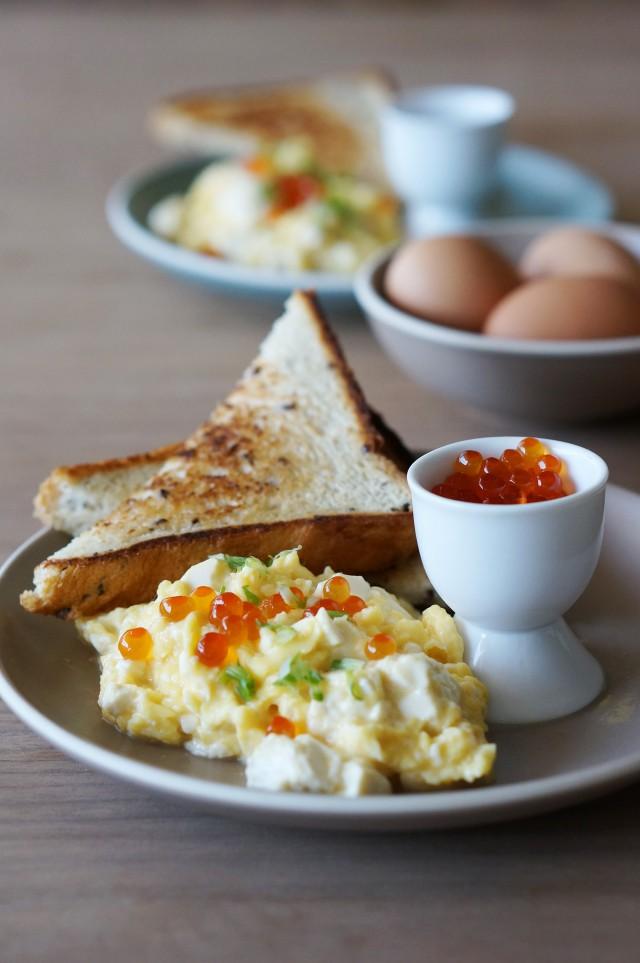 how to make tofu scrambled eggs