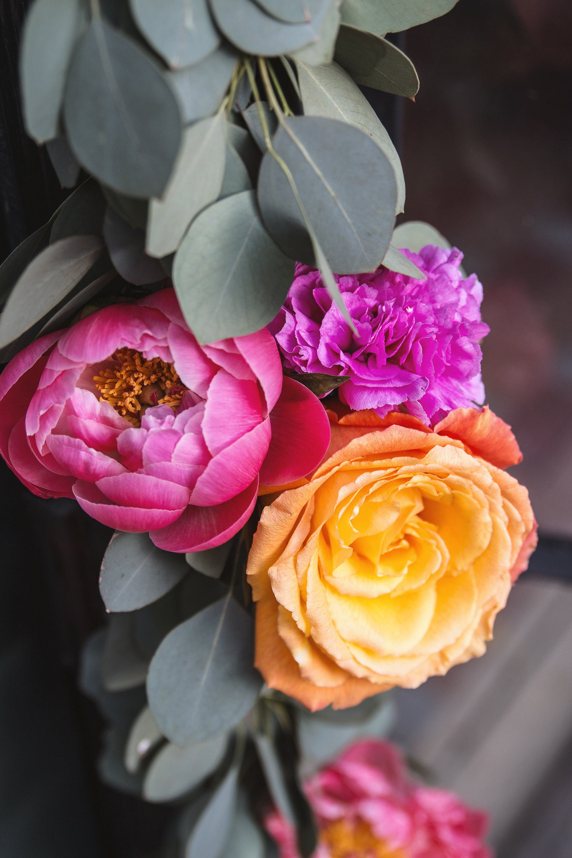 Floral Garland | HonestlyYUM