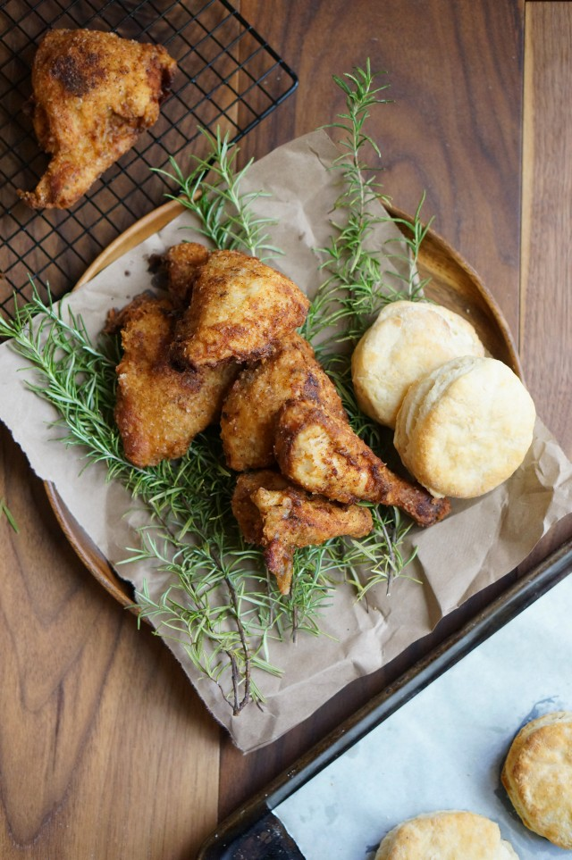 Fried Chicken | HonestlyYUM