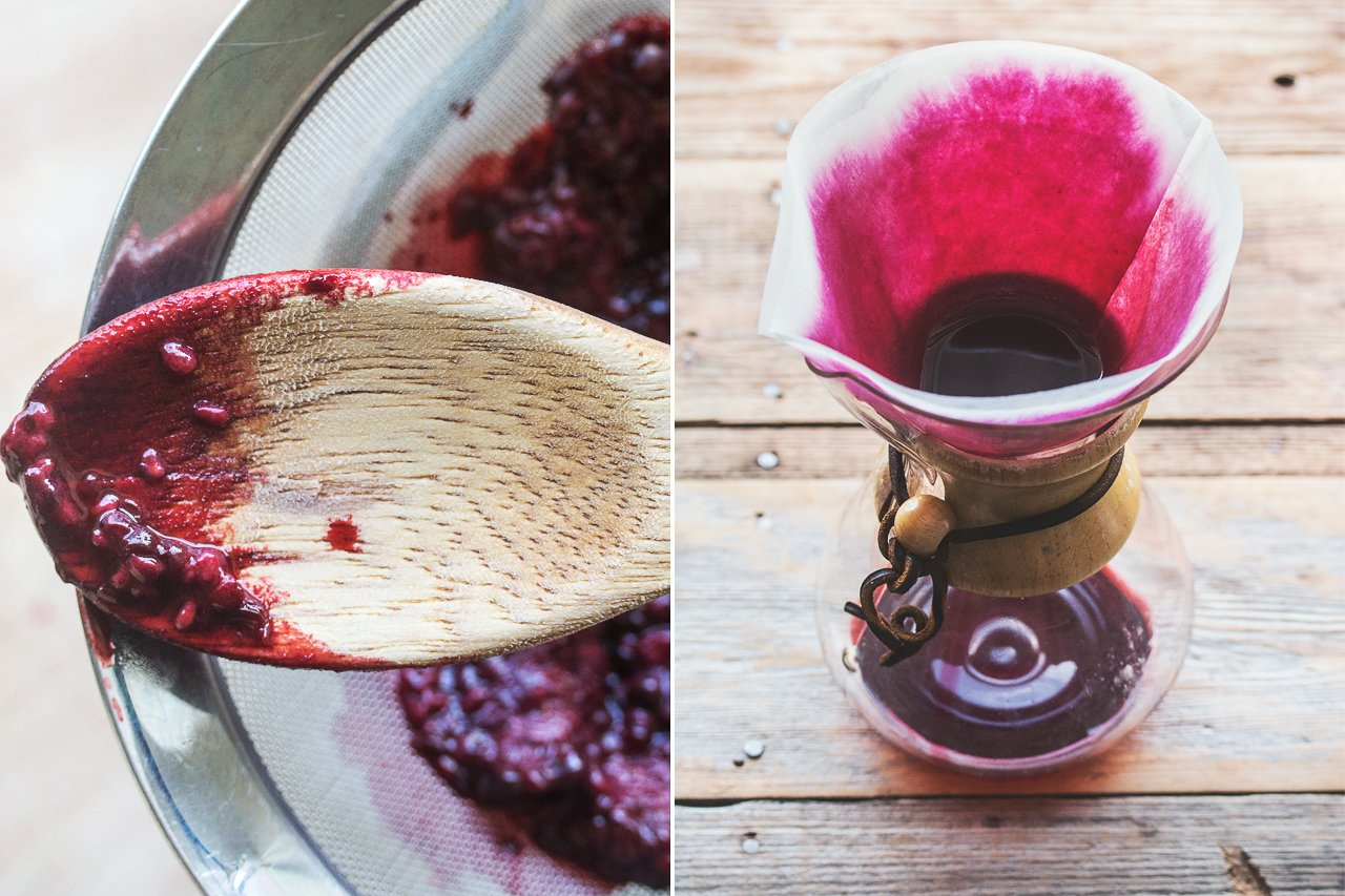 Blackberry Syrup | HonestlyYUM