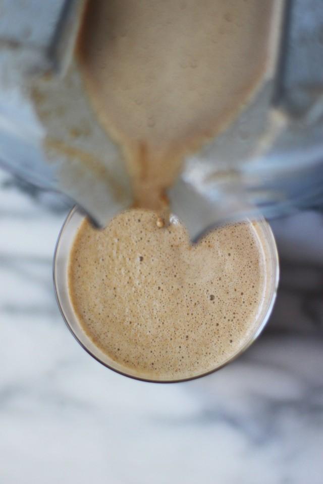 Coffee Smoothie blender | HonestlyYUM