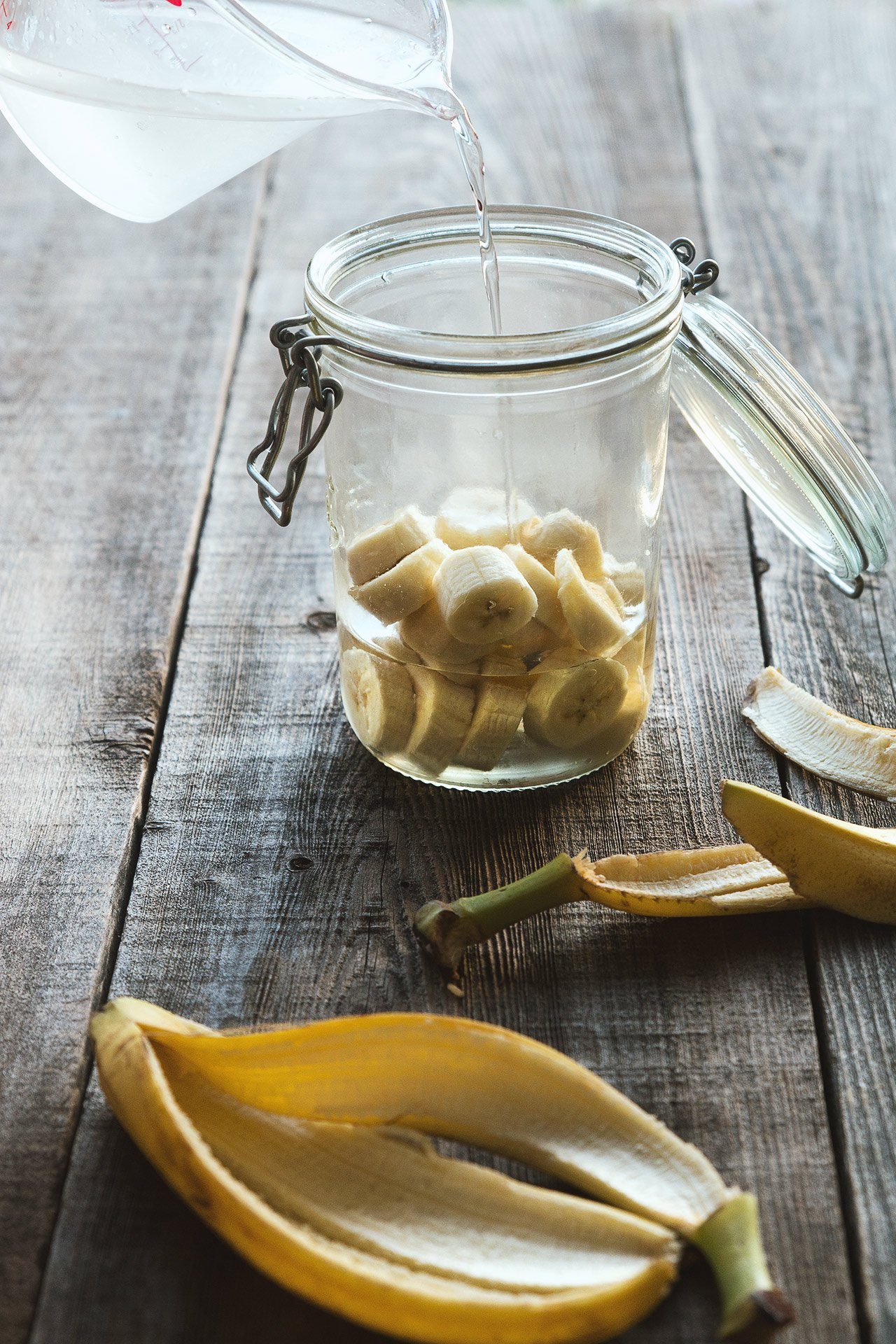 DIY Banana Rum| HonestlyYUM