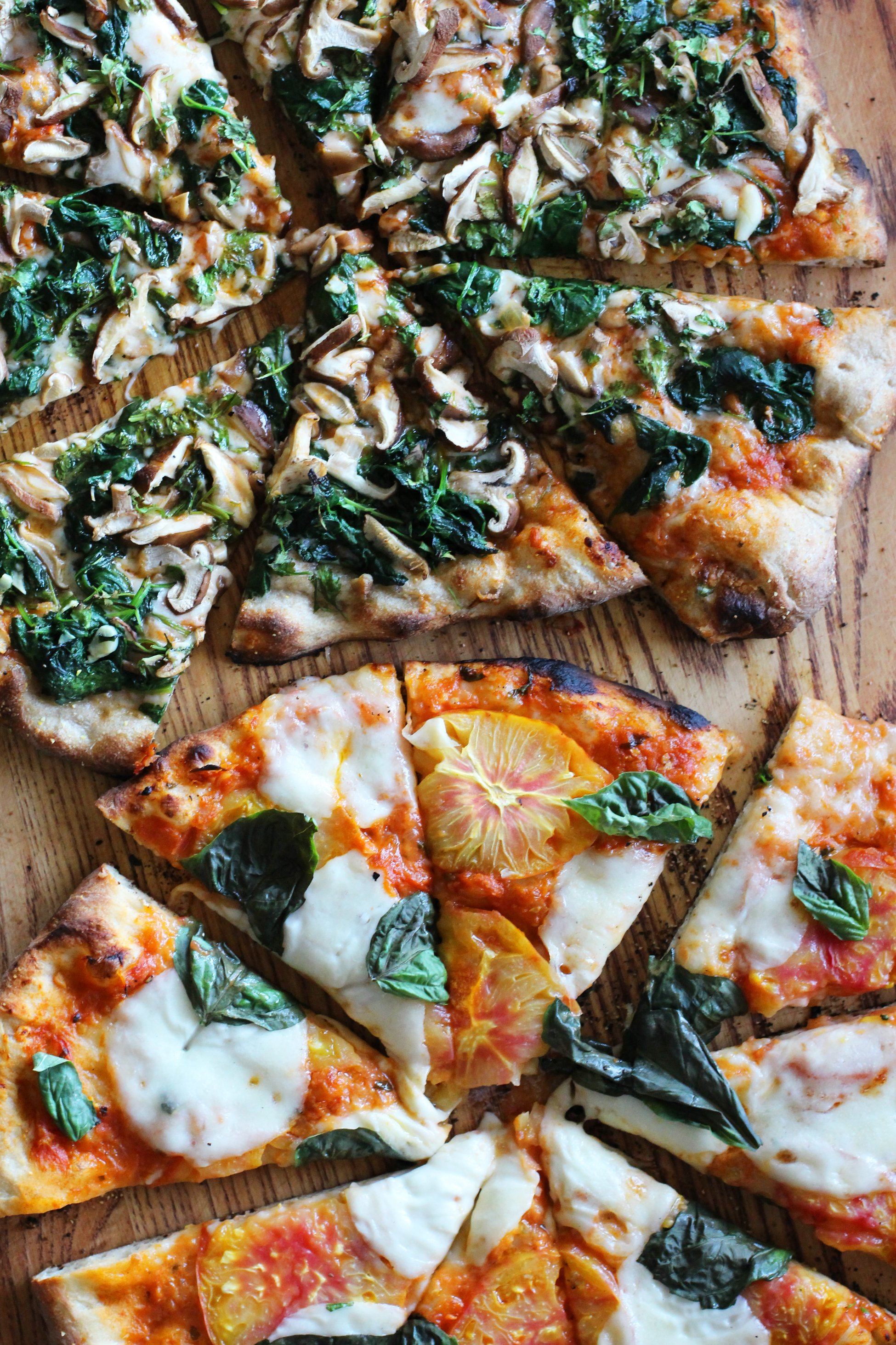 Grill pizza | HonestlyYUM
