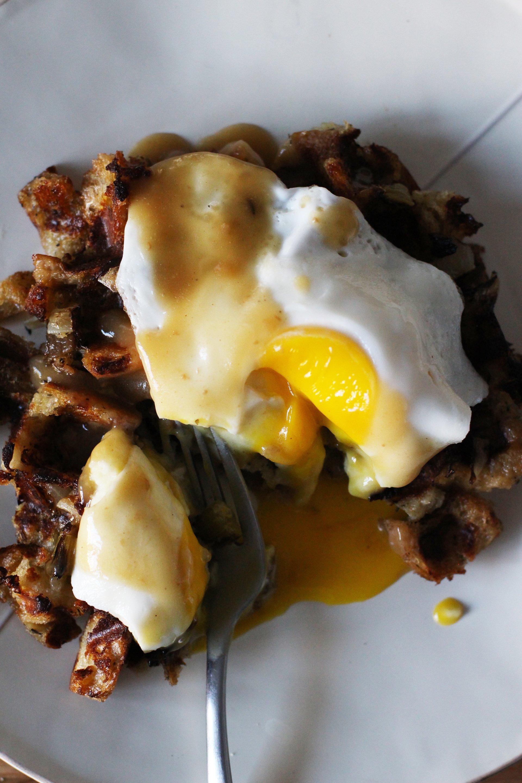 Waffled stuffing | HonestlyYUM