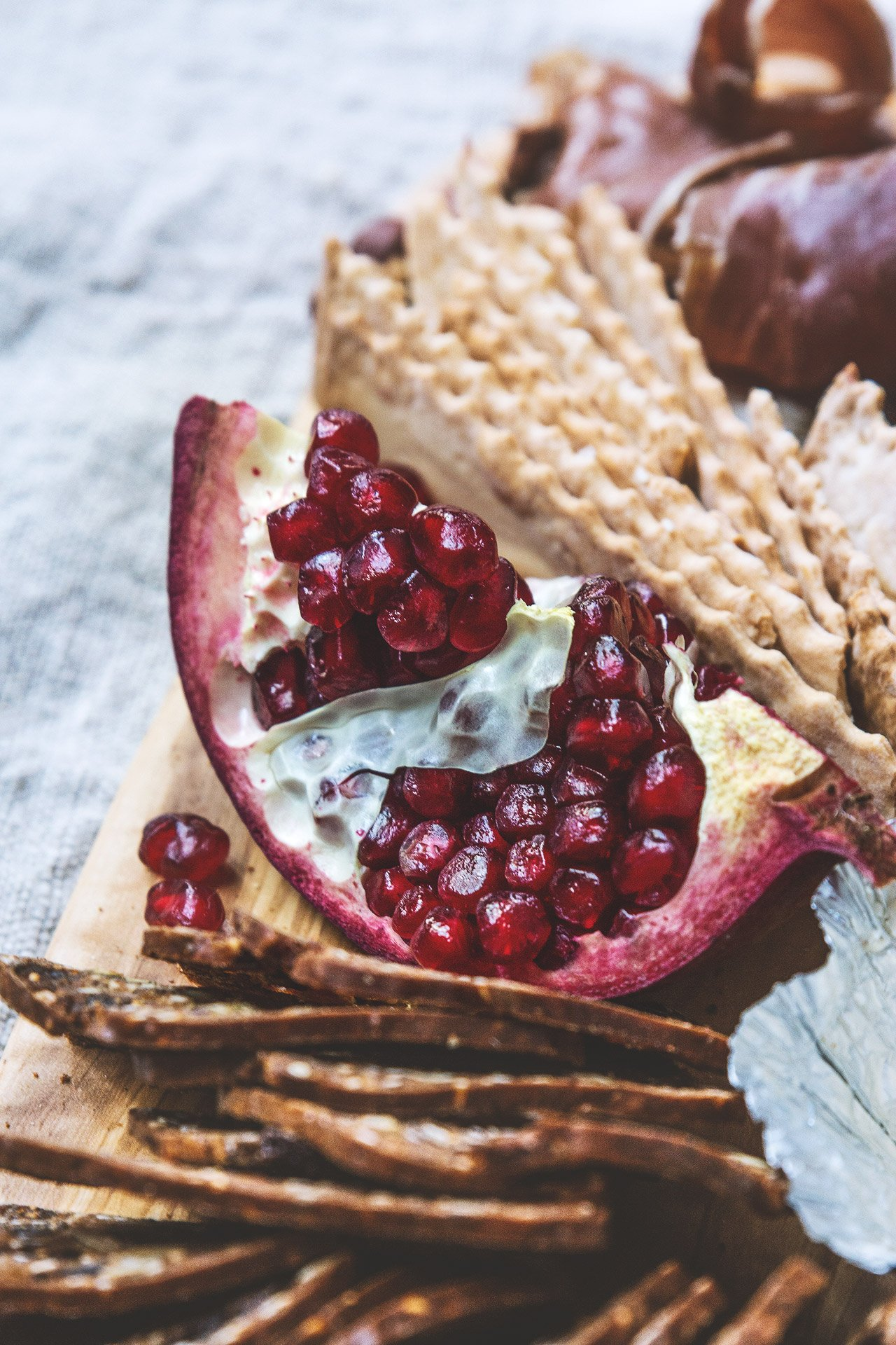 Pomegranate | HonestlyYUM