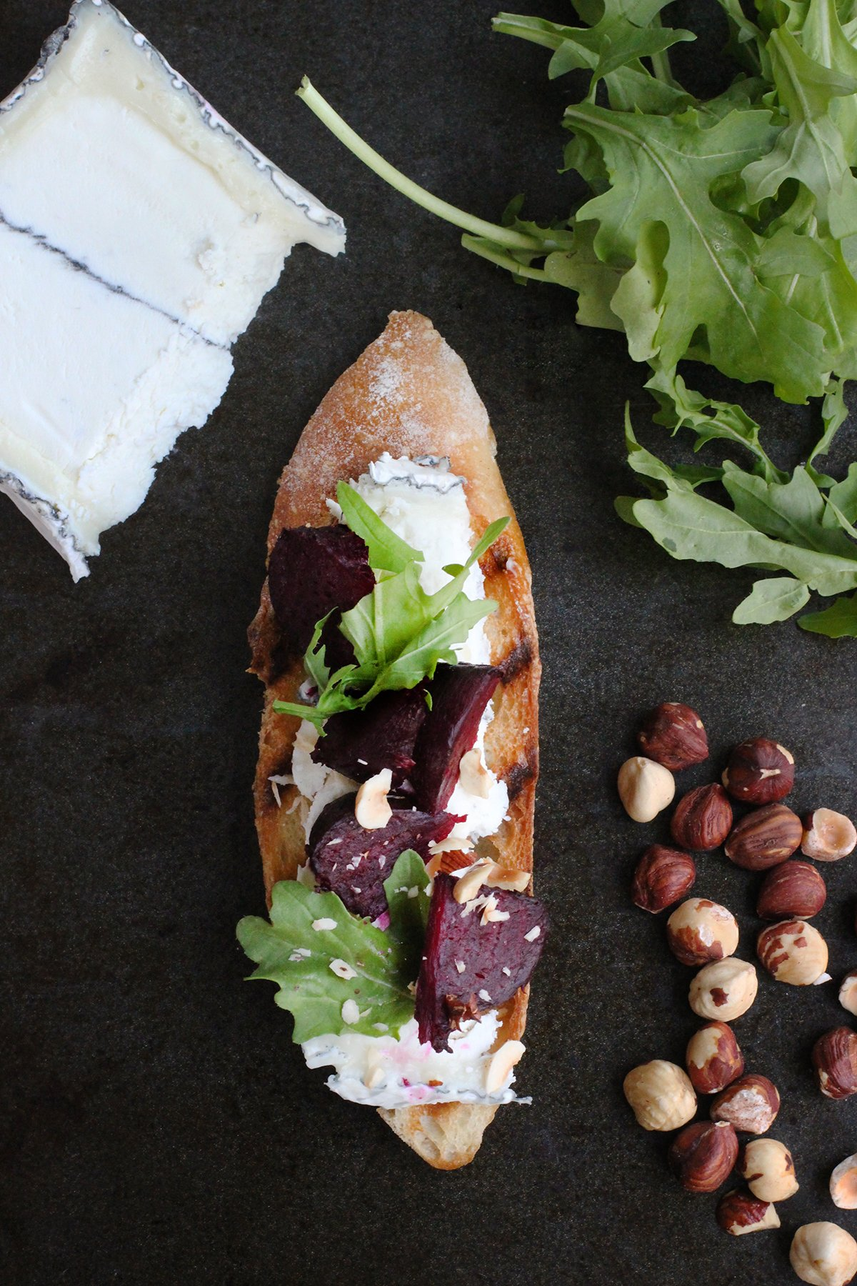 Winter Crostini | HonestlyYUM