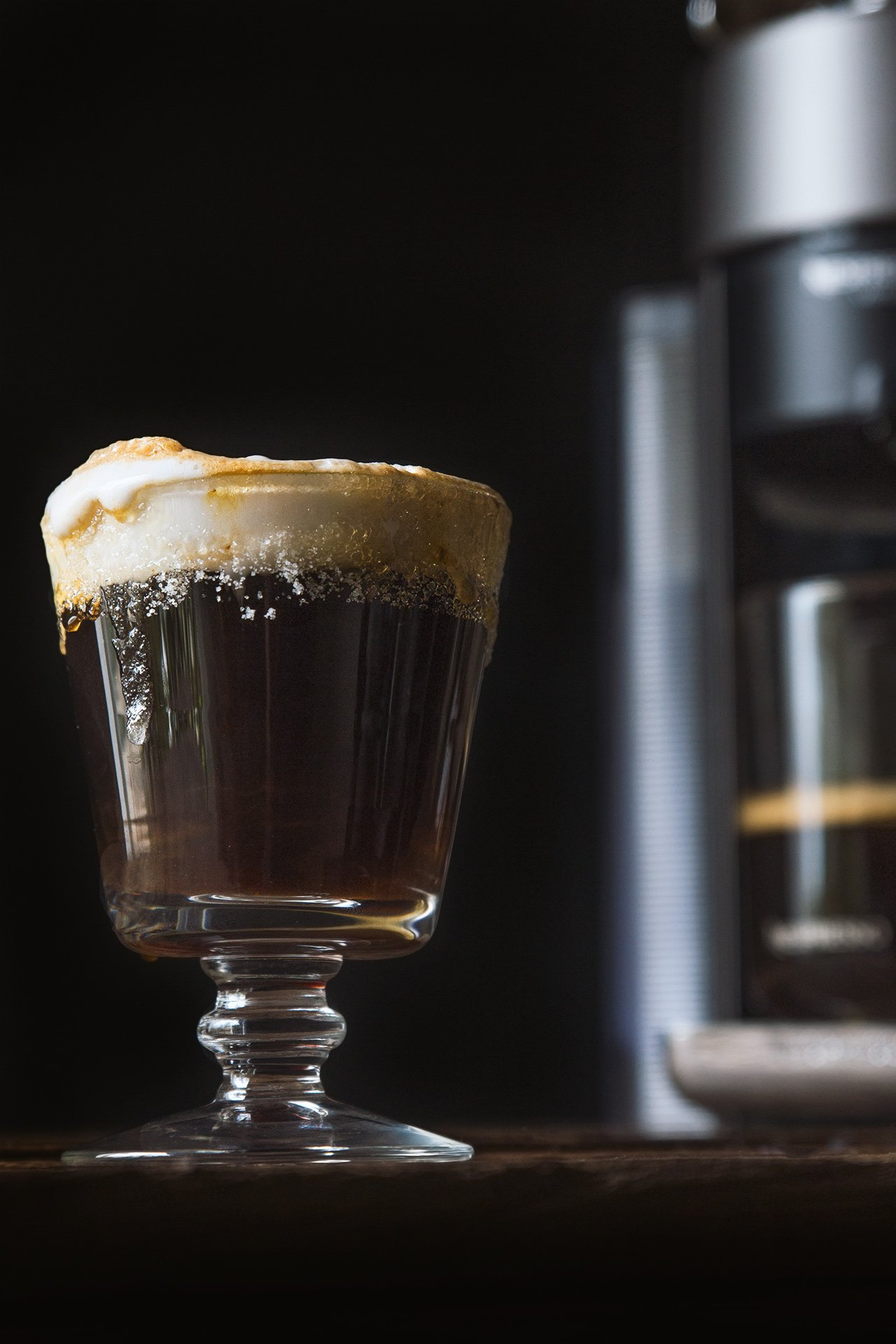 Spanish Coffee + Nespresso // HonestlyYUM