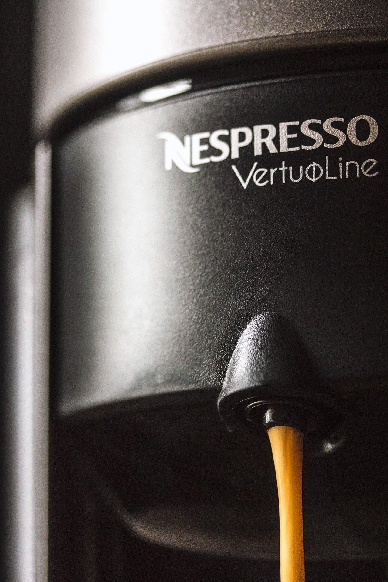 Nespresso VertuoLine Evoluo // HonestlyYUM