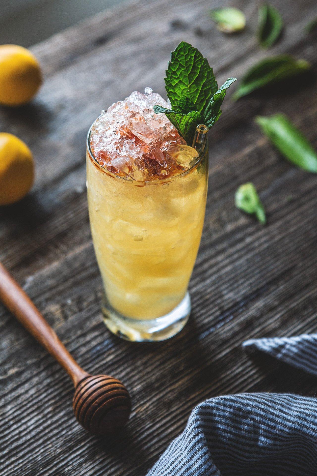 Village to Village Cocktail | HonestlyYUM
