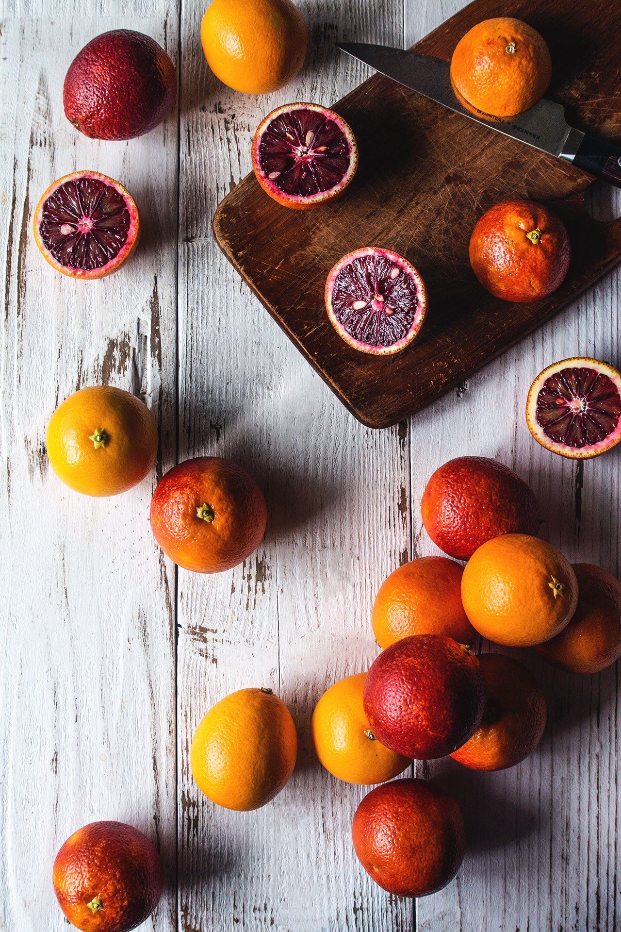 Blood Oranges| HonestlyYUM