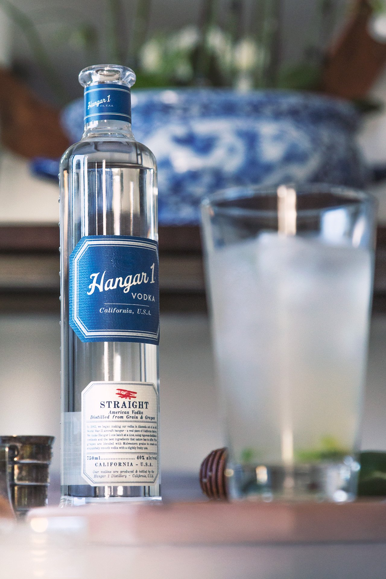 Hangar 1 Straight Vodka | HonestlyYUM