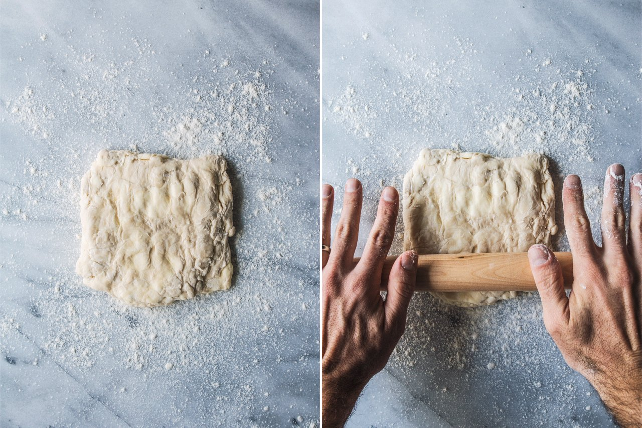 Rough Puff Pastrty Dough | HonestlyYUM
