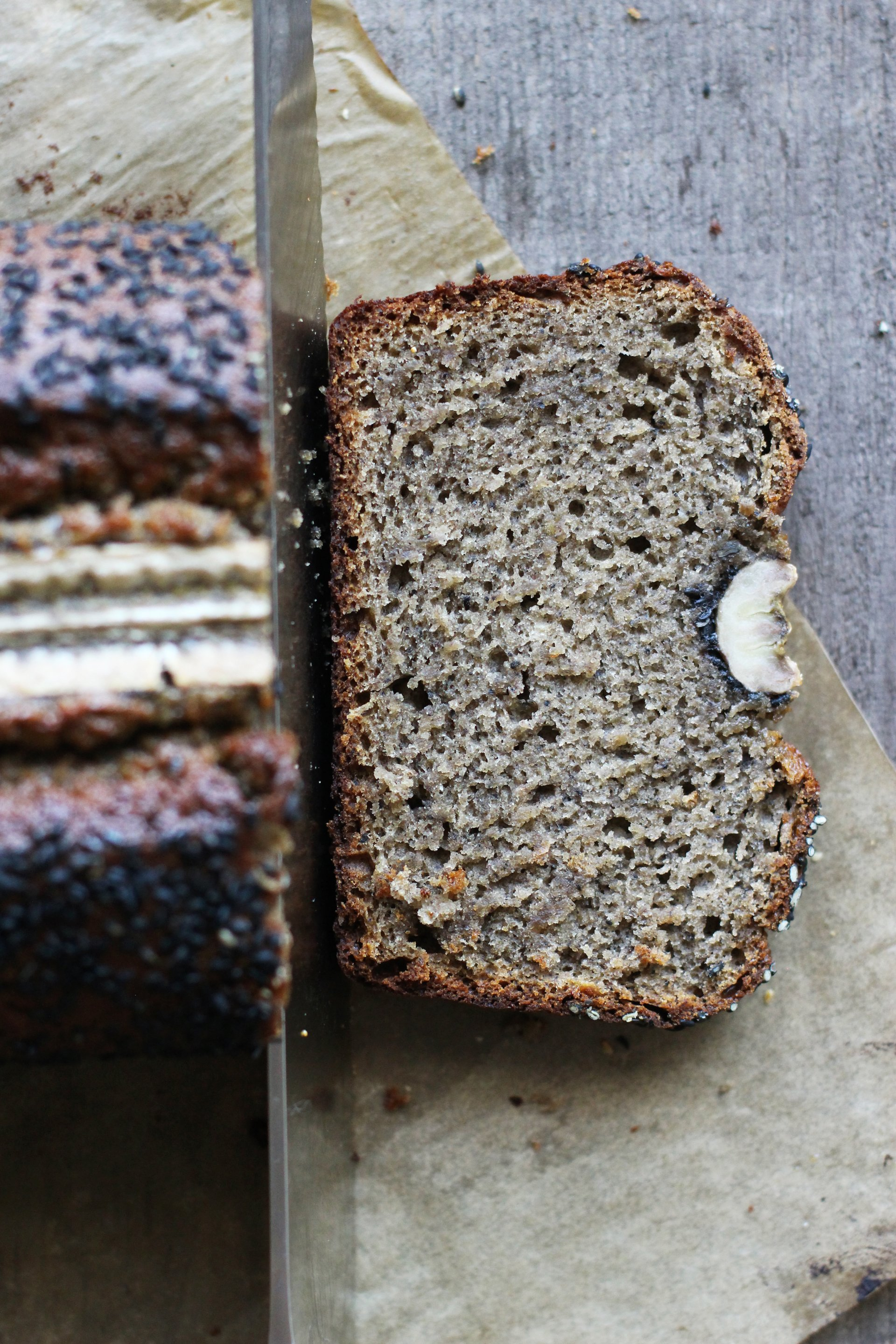 Banana Bread Slice | HonestlyYUM