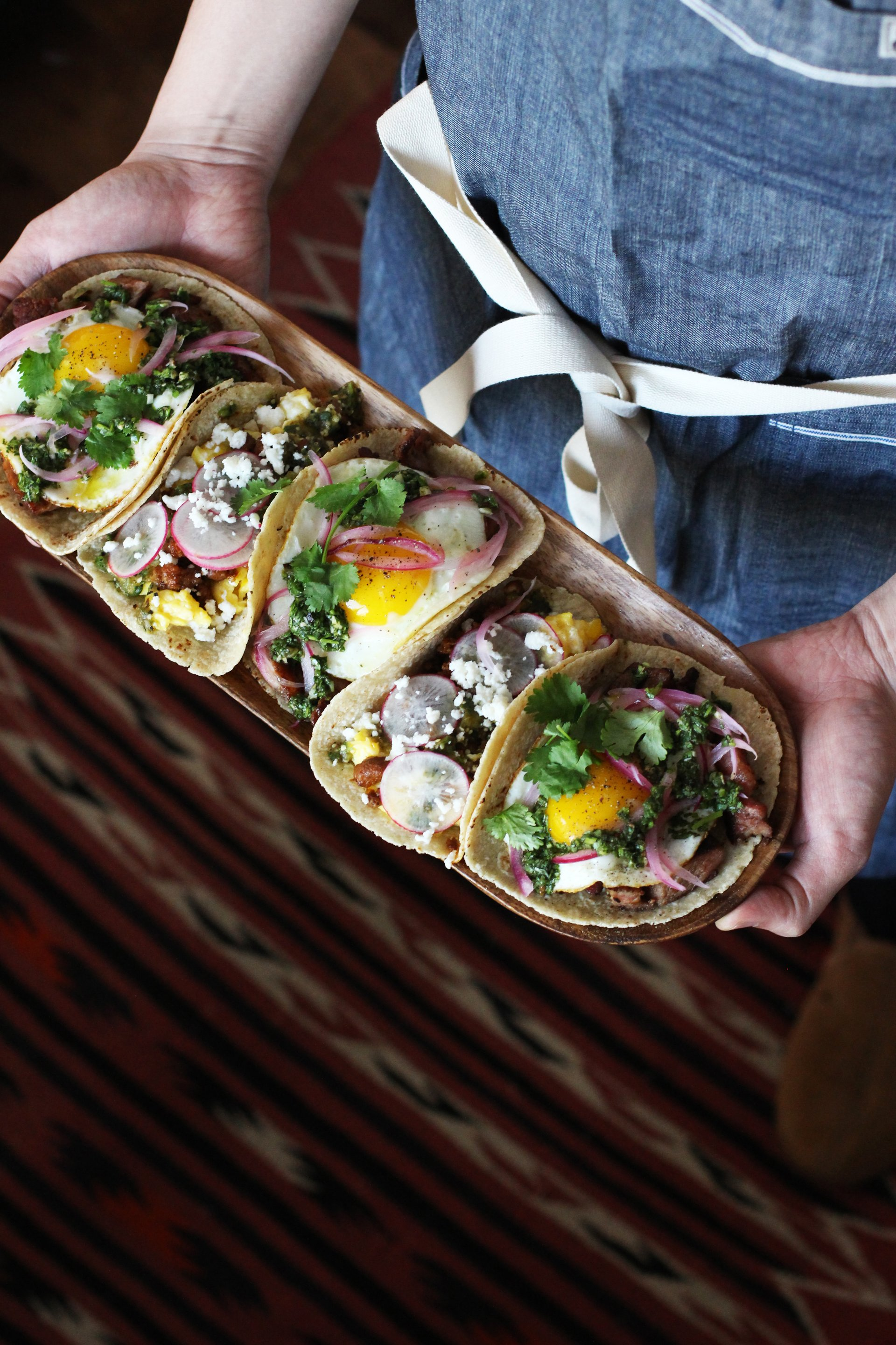 Breakfast tacos 3 | HonestlyYUM