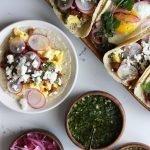 Breakfast tacos 4 | HonestlyYUM