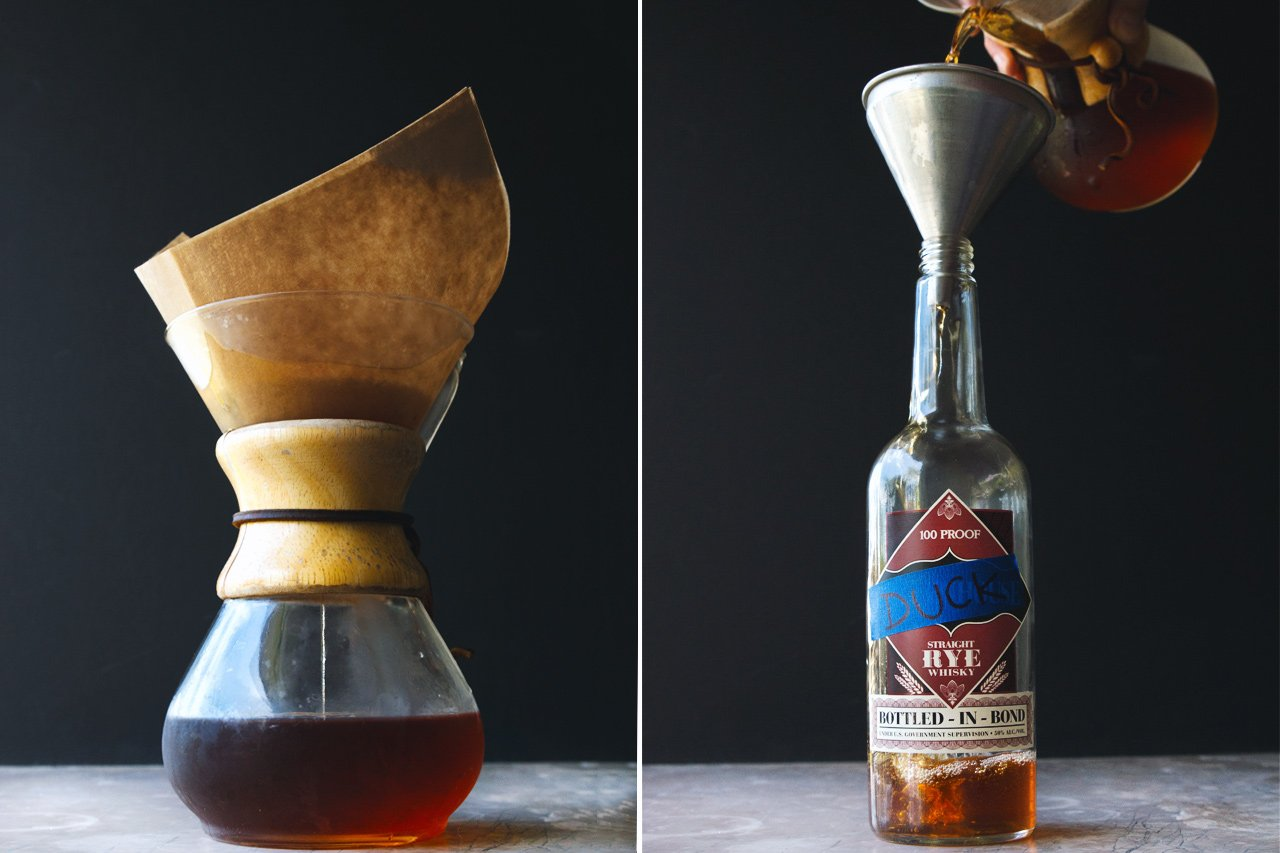 Duck Fat Sazerac | HonestlyYUM (honestlyyum.com)