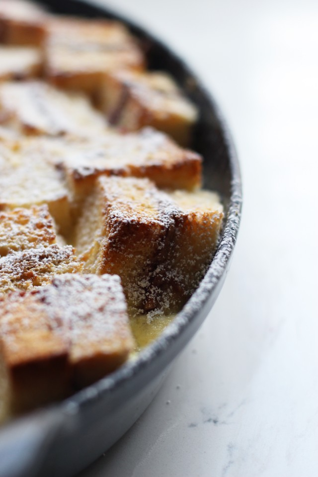 PJ&J Bread Pudding