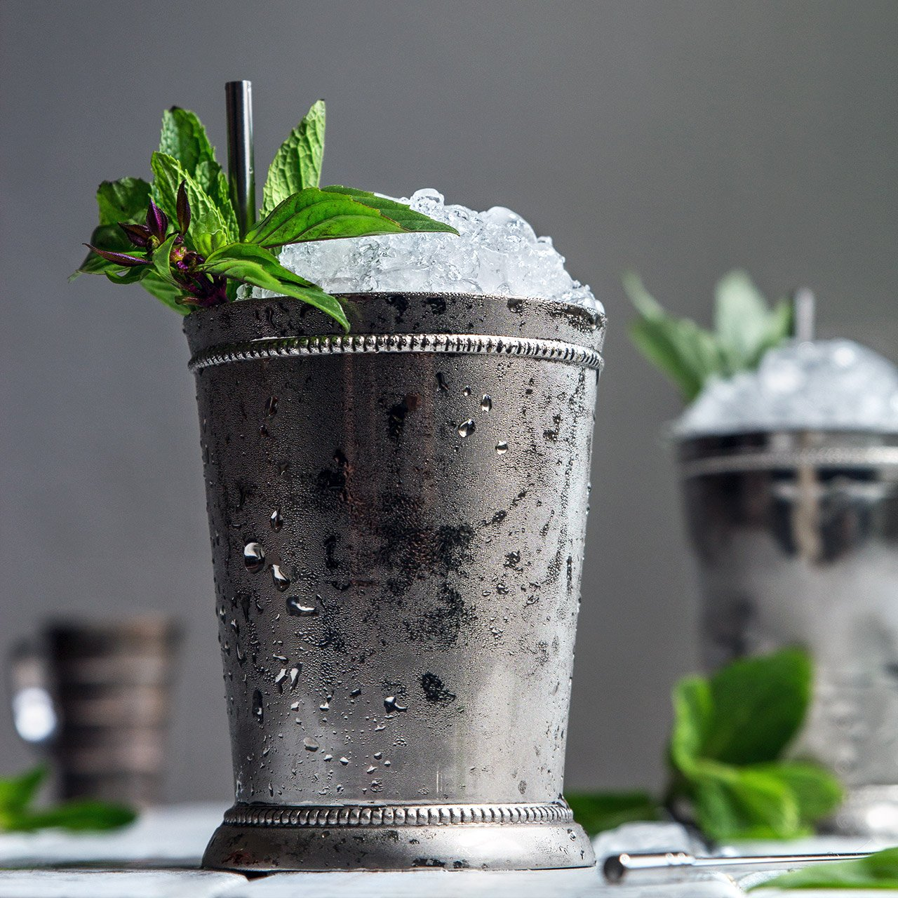 Spicy Thai Mint Julep by HonestlyYUM (honestlyyum.com)
