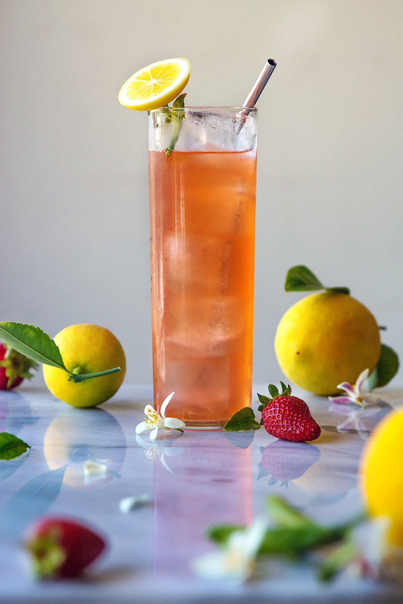 Kentucky Buck cocktail recipe by HonestlyYUM