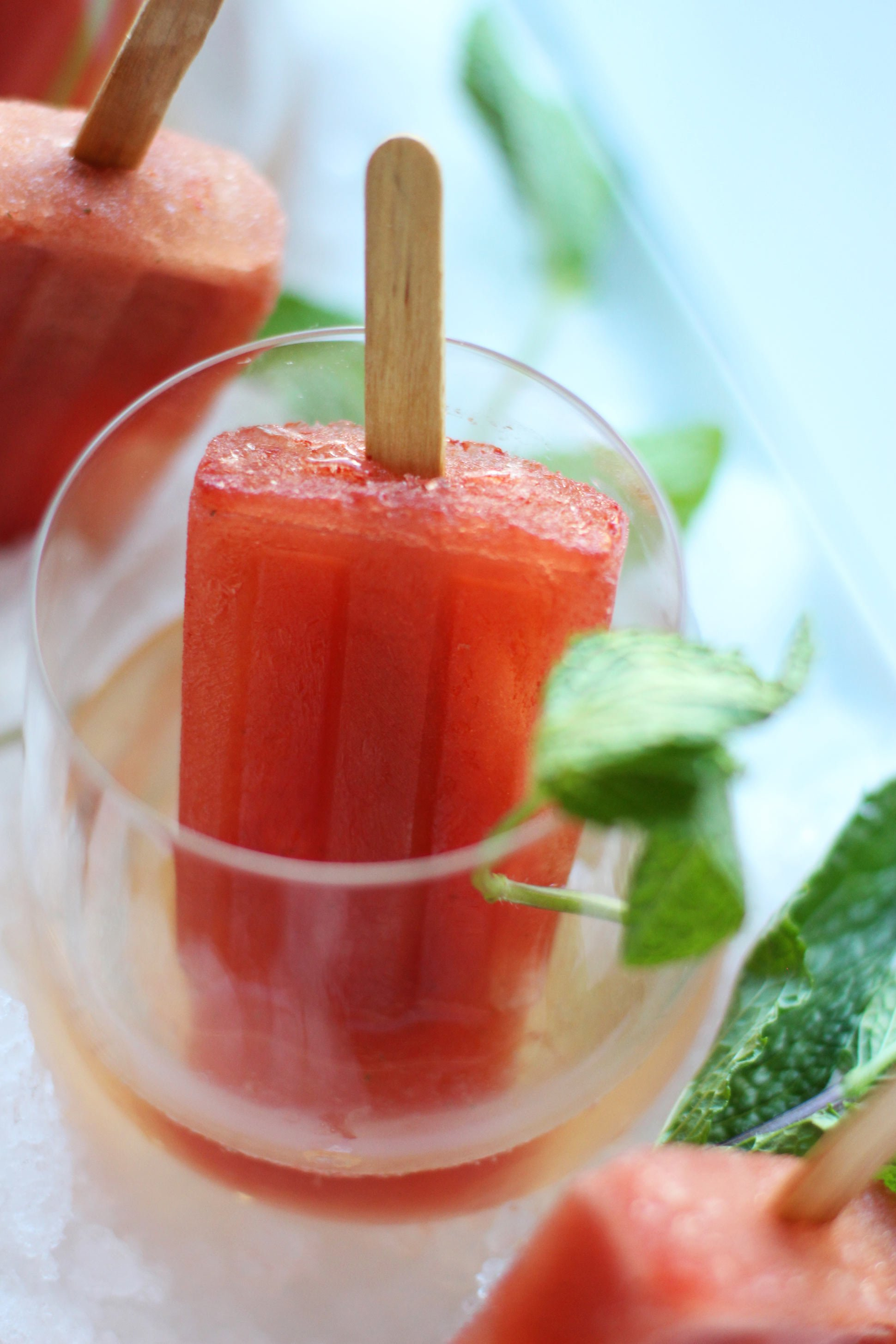 Watermelon-Popsicles