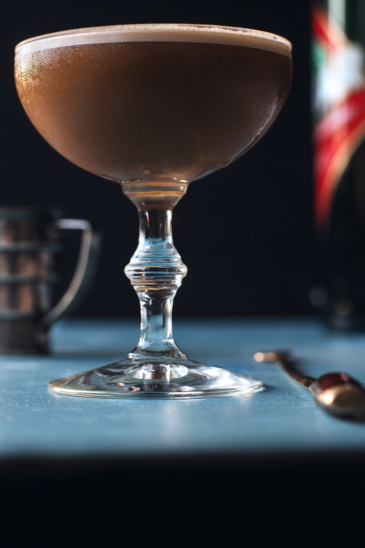 Chocolate Cynar Flip // HonestlyYUM