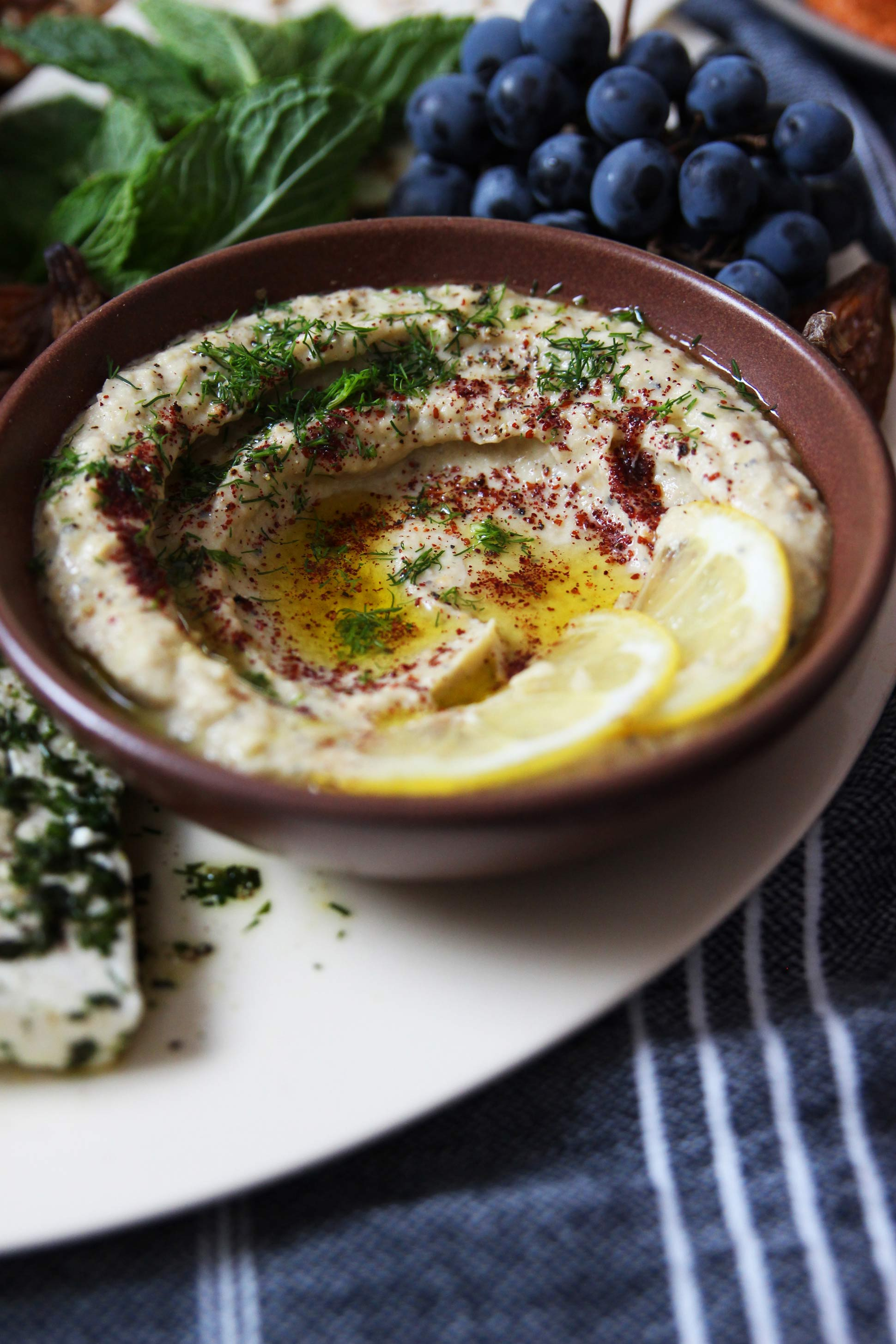Baba Ganoush | @HonestlyYUM