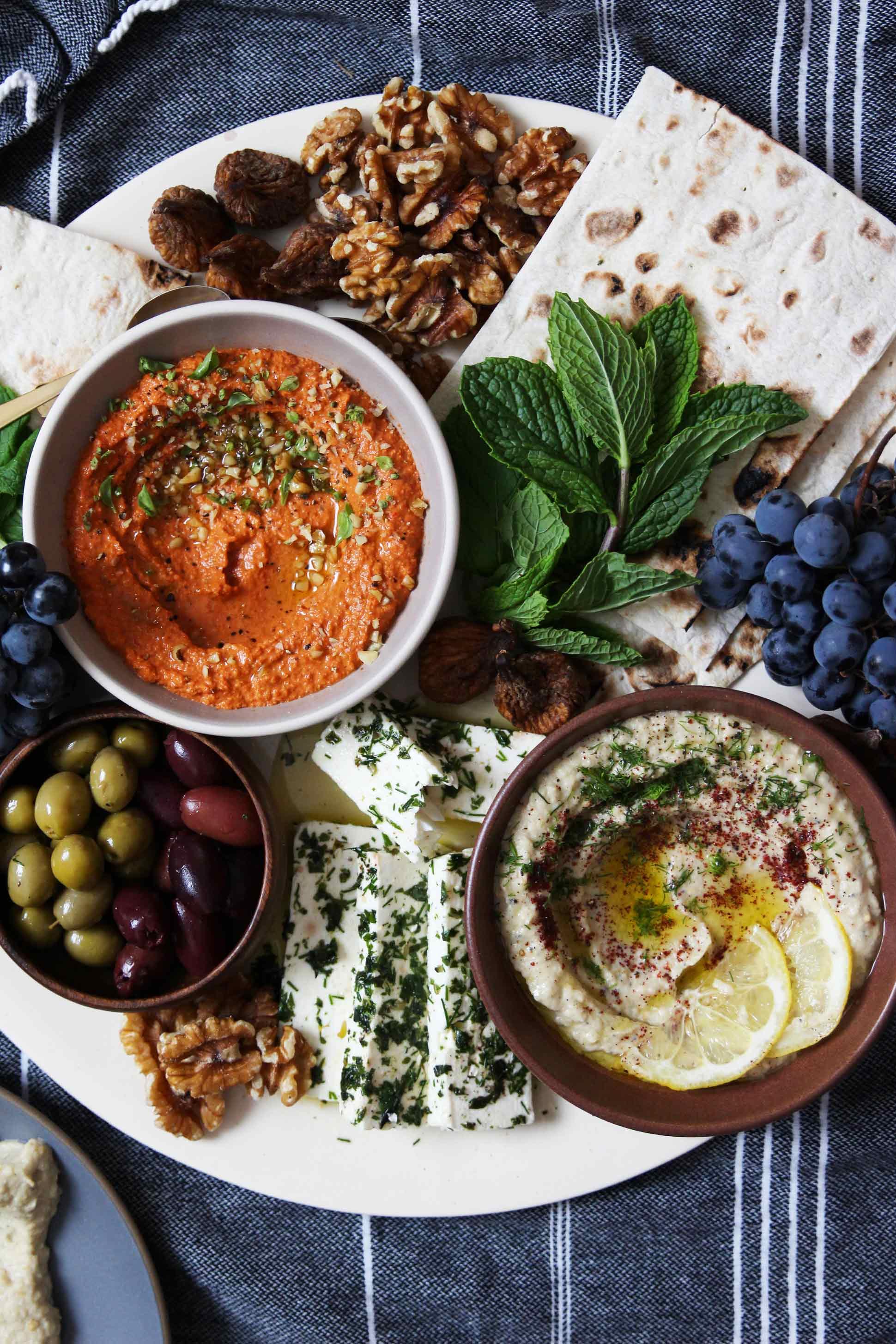 Mezze Food Ideas
