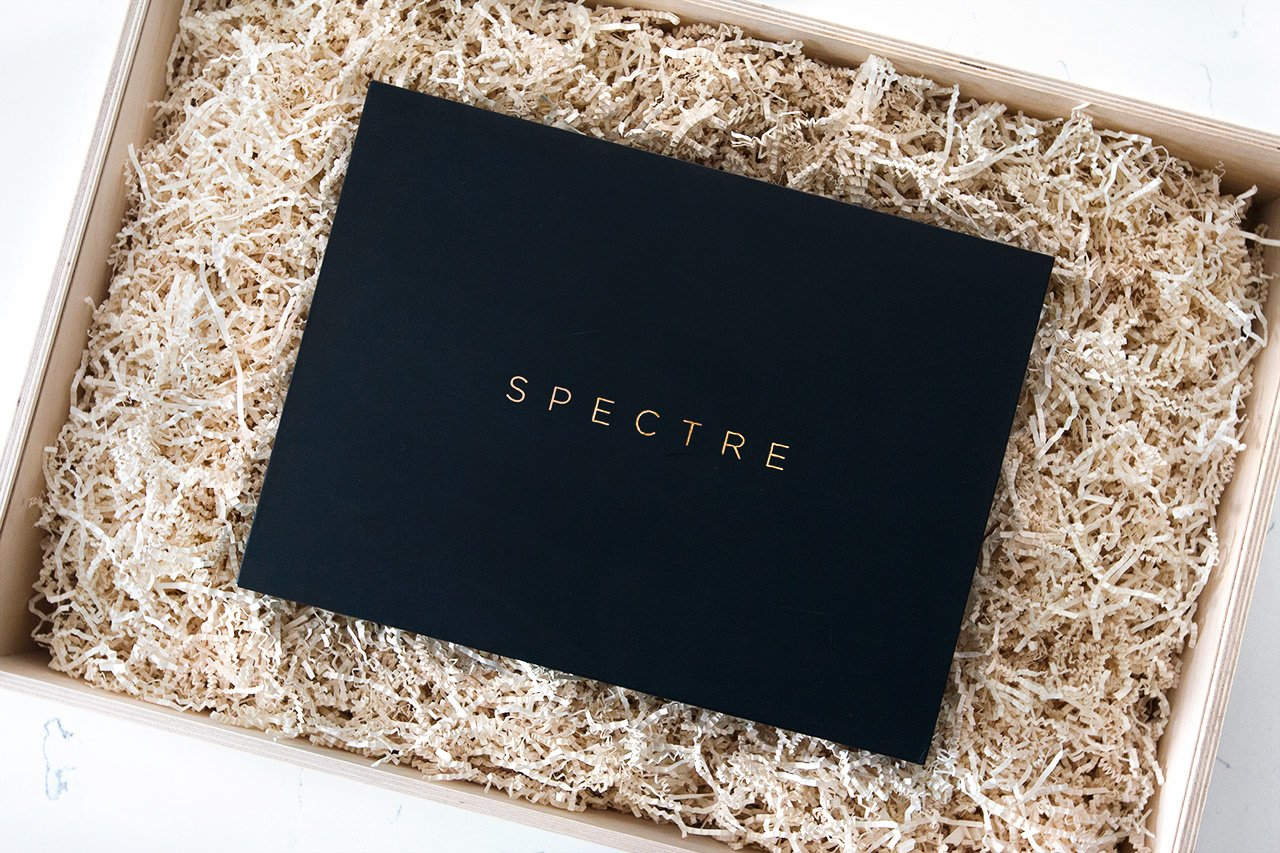The HP Spectre by HonestlyYUM