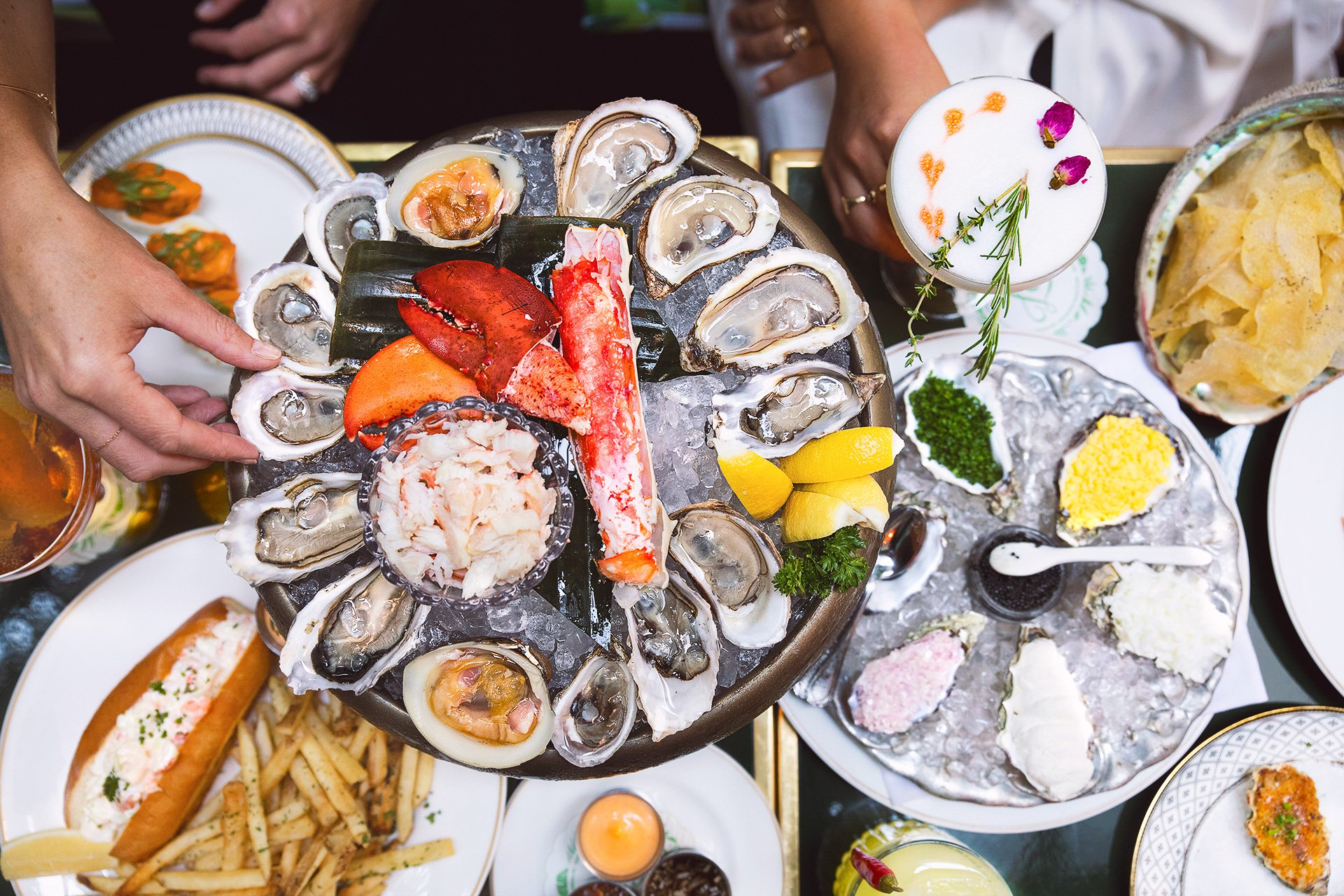 Leo's Oyster Bar, San Francisco | HonestlyYUM (honestlyyum.com)