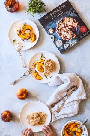 ricotta-shortcakes-with-peaches-and-mascarpone-tarragon-1-2
