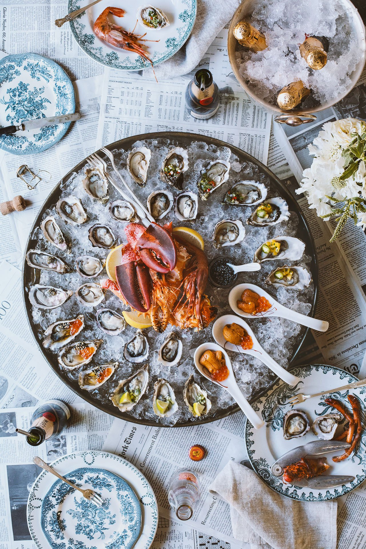 How To Throw A Raw Seafood Party | HonestlyYUM (honestlyyum.com)
