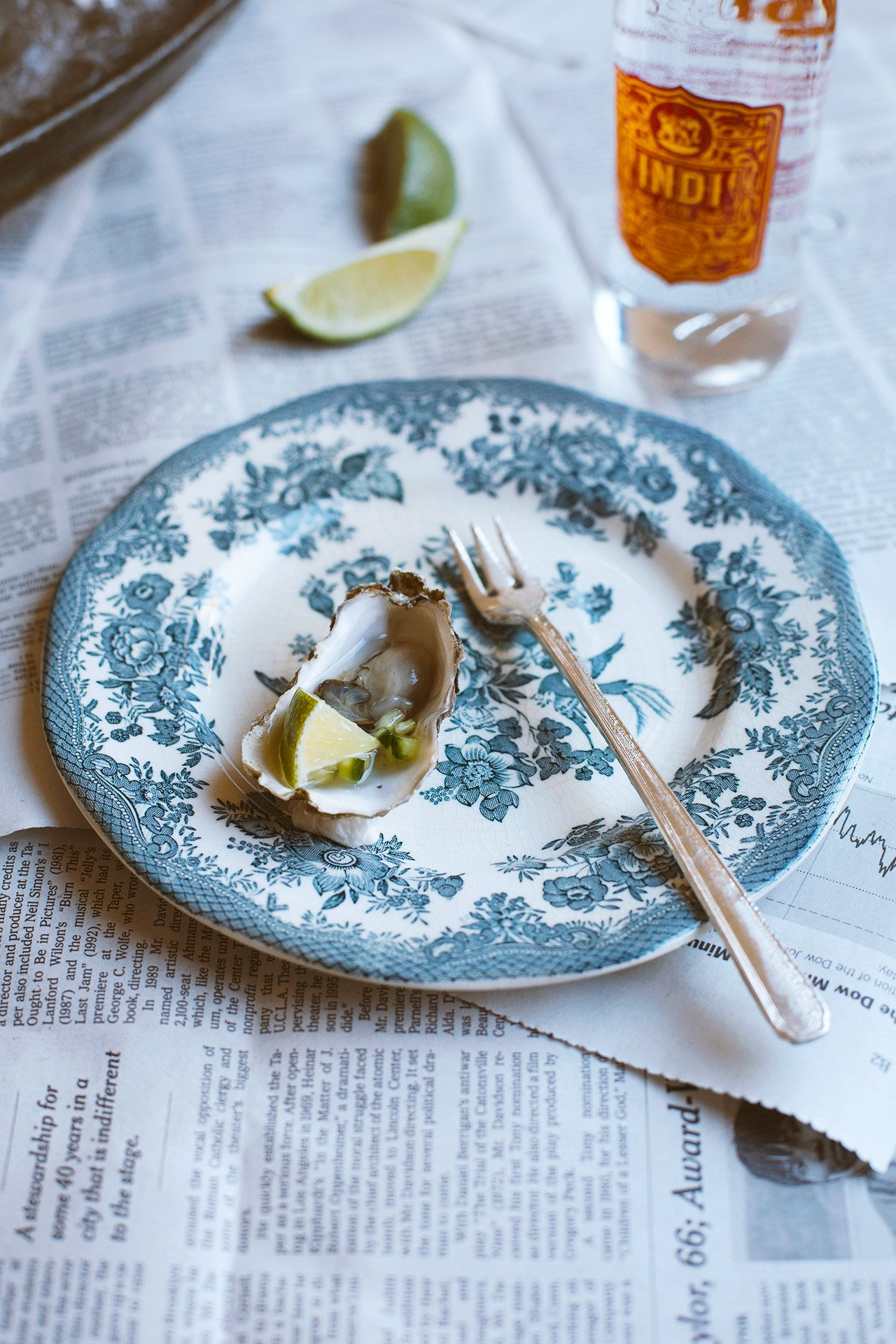 Gin and Tonic Oyster | HonestlyYUM (honestlyyum.com)