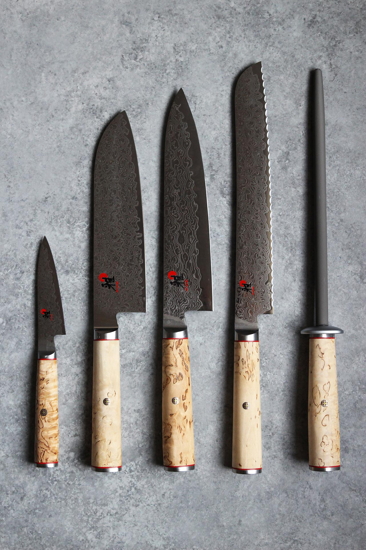 Day 3 miyabi knives honestlyyum for Miyabi knives