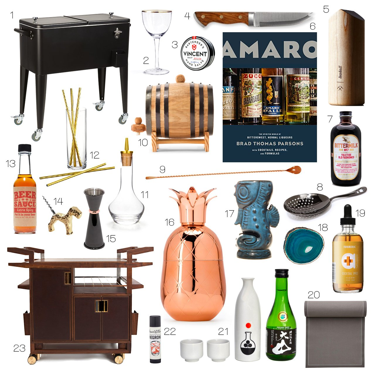 Gift Guide 2016: The Bartender