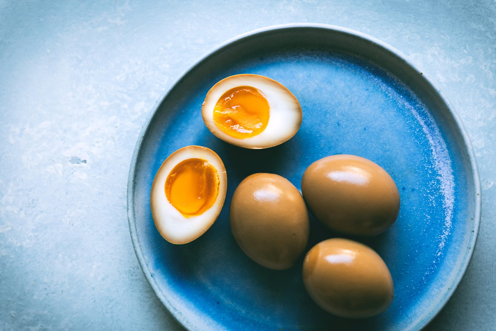 Lu Dan (Soy Eggs) | Recipe by HonestlyYUM #immigrantfoodstories