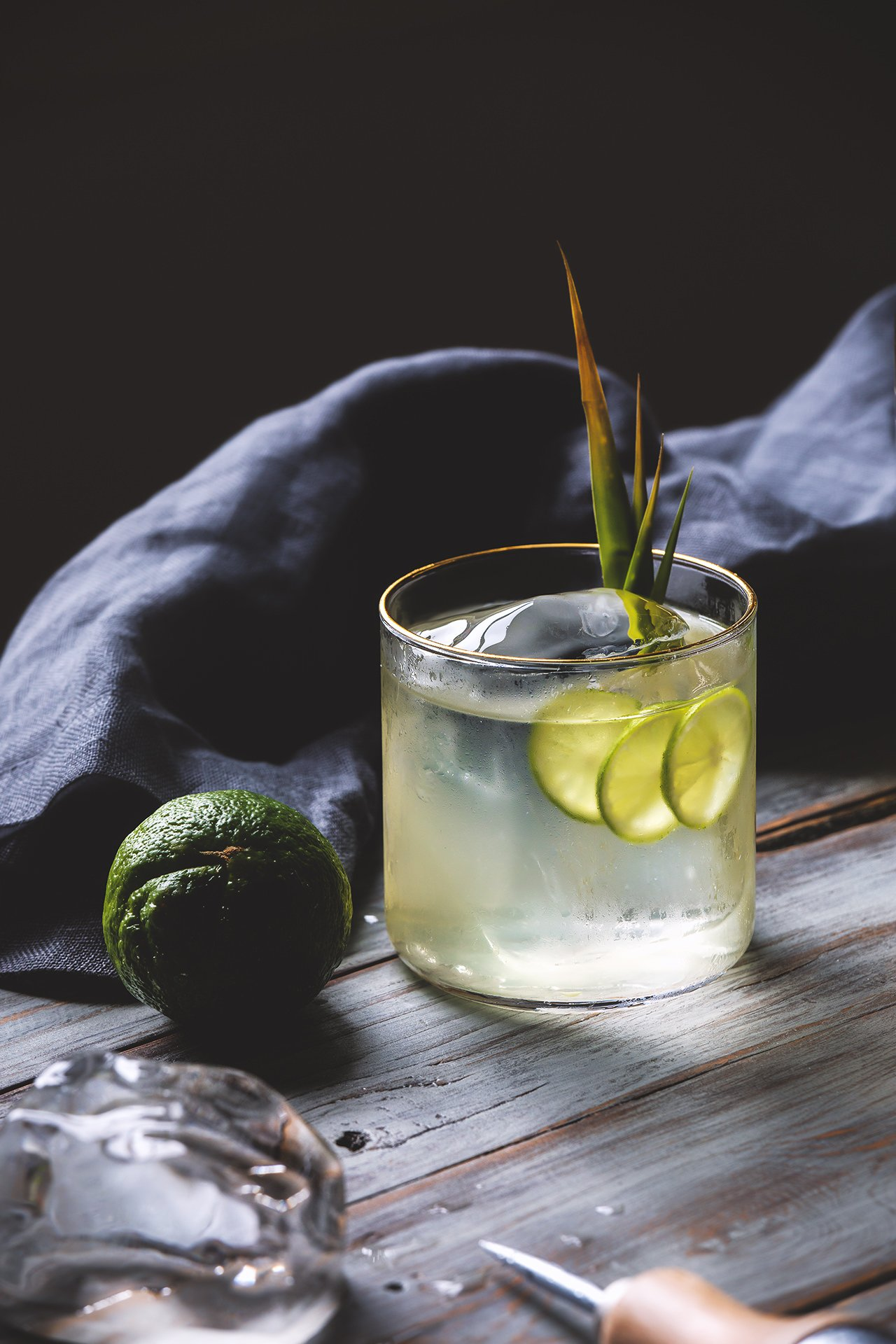 Chartreuse and Tequila Milk Punch | HonestlyYUM (honestlyyum.com)