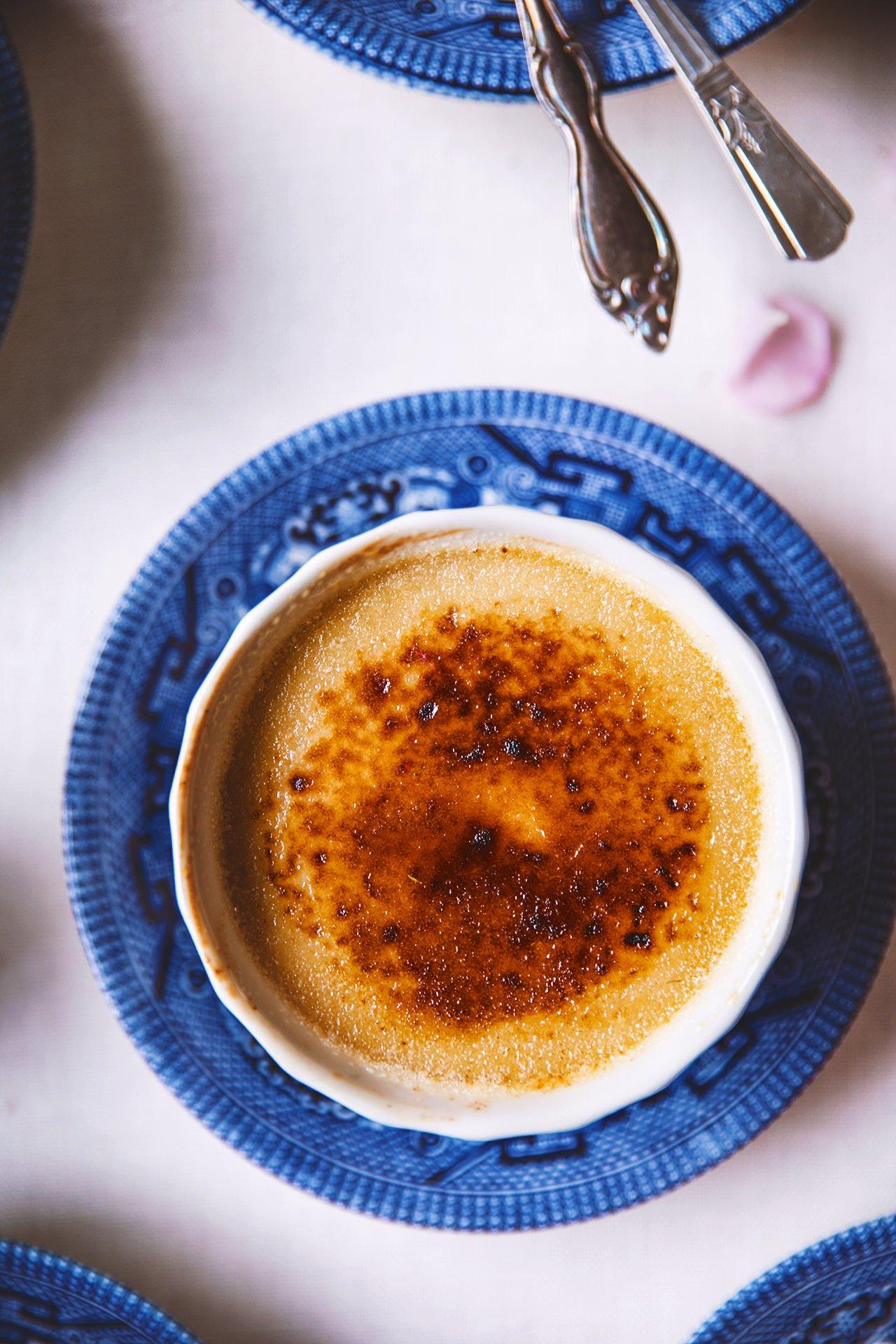 Oolong Crème Brûlée recipe by HonestlyYUM