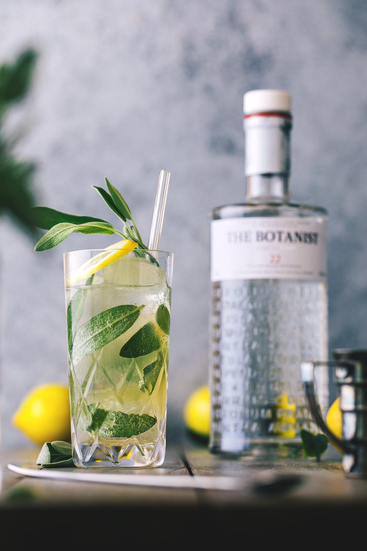 Sage Spritz | Be The Botanist by HonestlyYUM (honestlyyum.com)