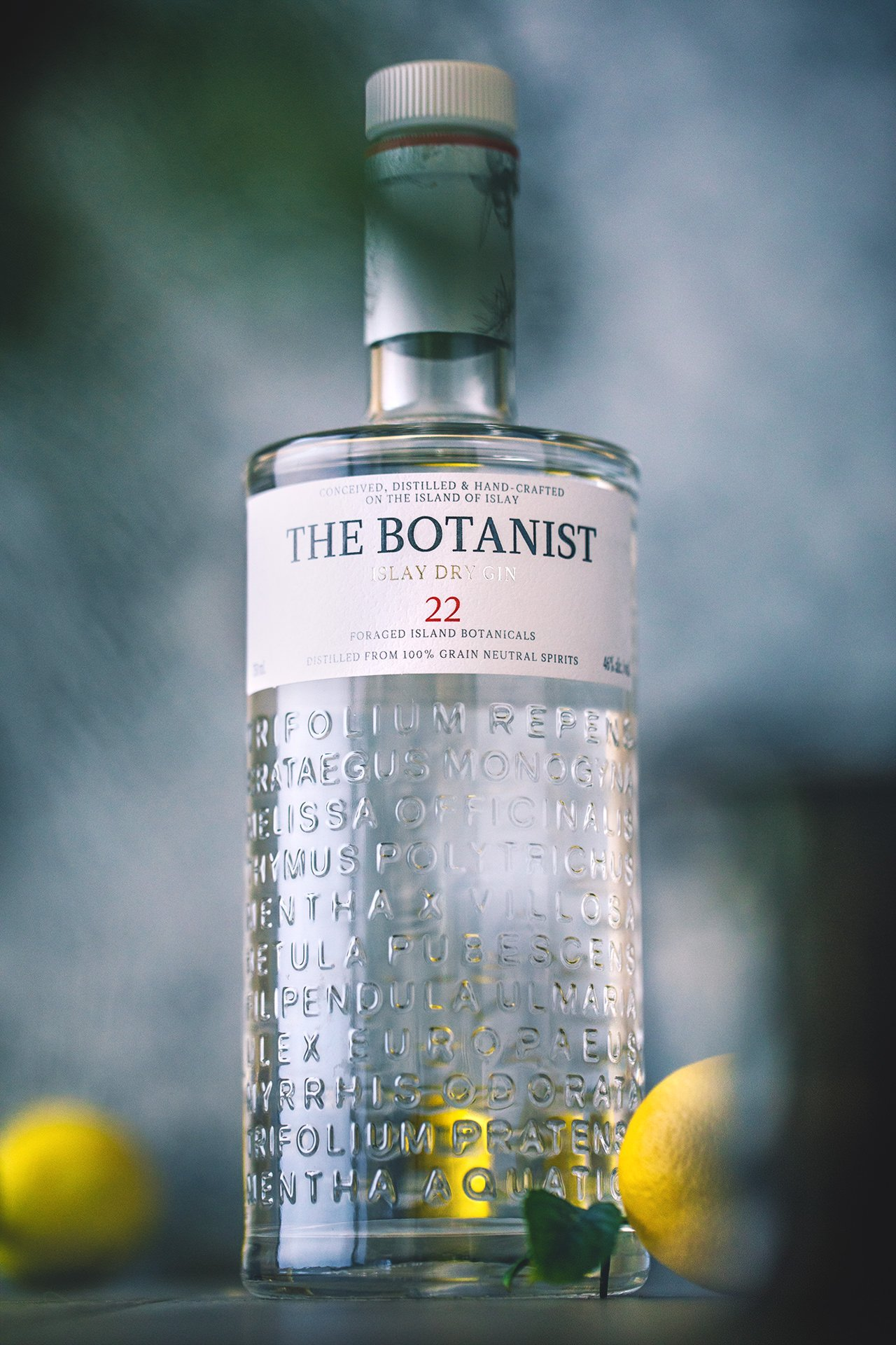 The Botanist Gin by HonestlyYUM (honestlyyum.com)