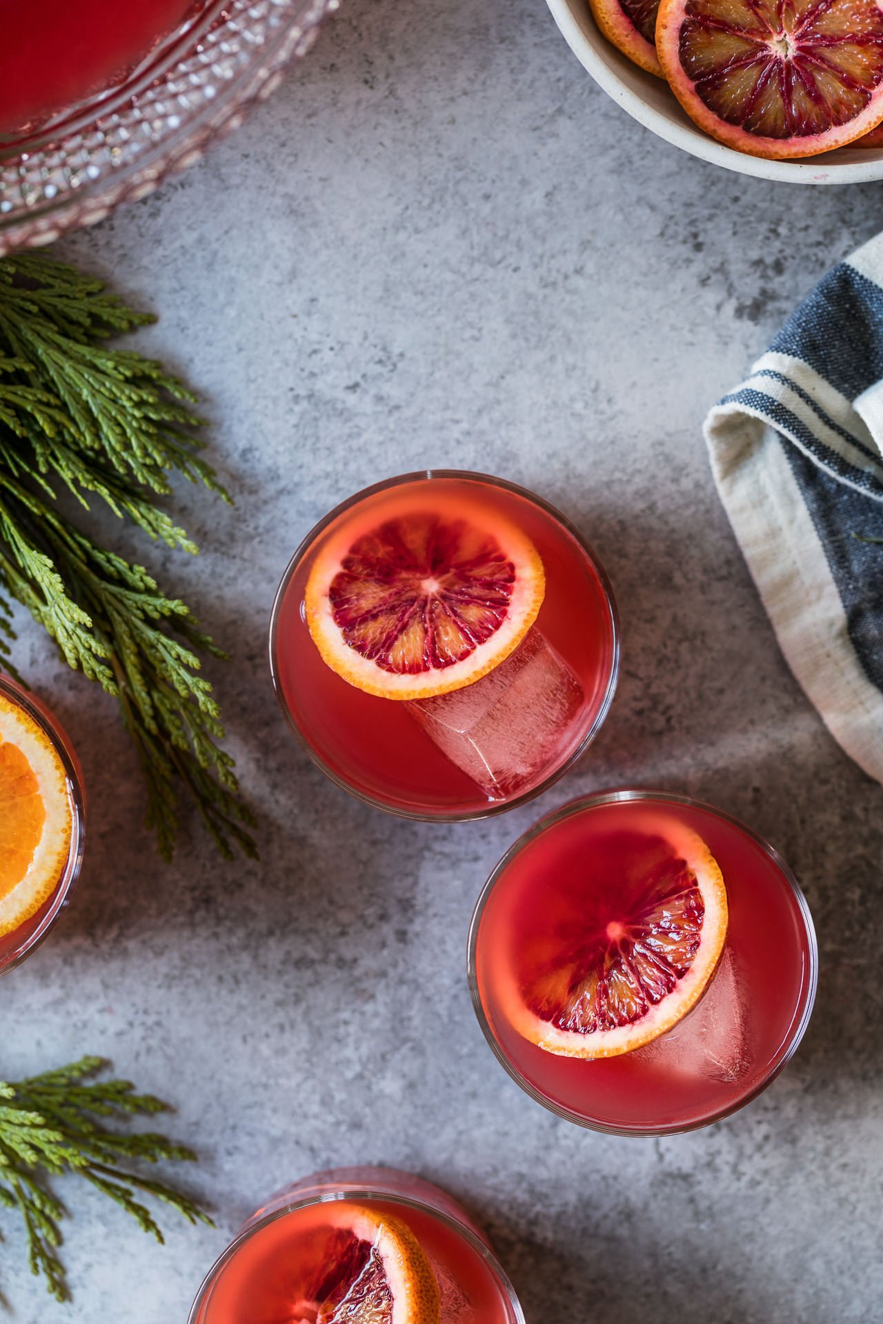 Blood Orange and Green Chile Margarita . . . Batched! | HonestlyYUM (honestlyyum.com)