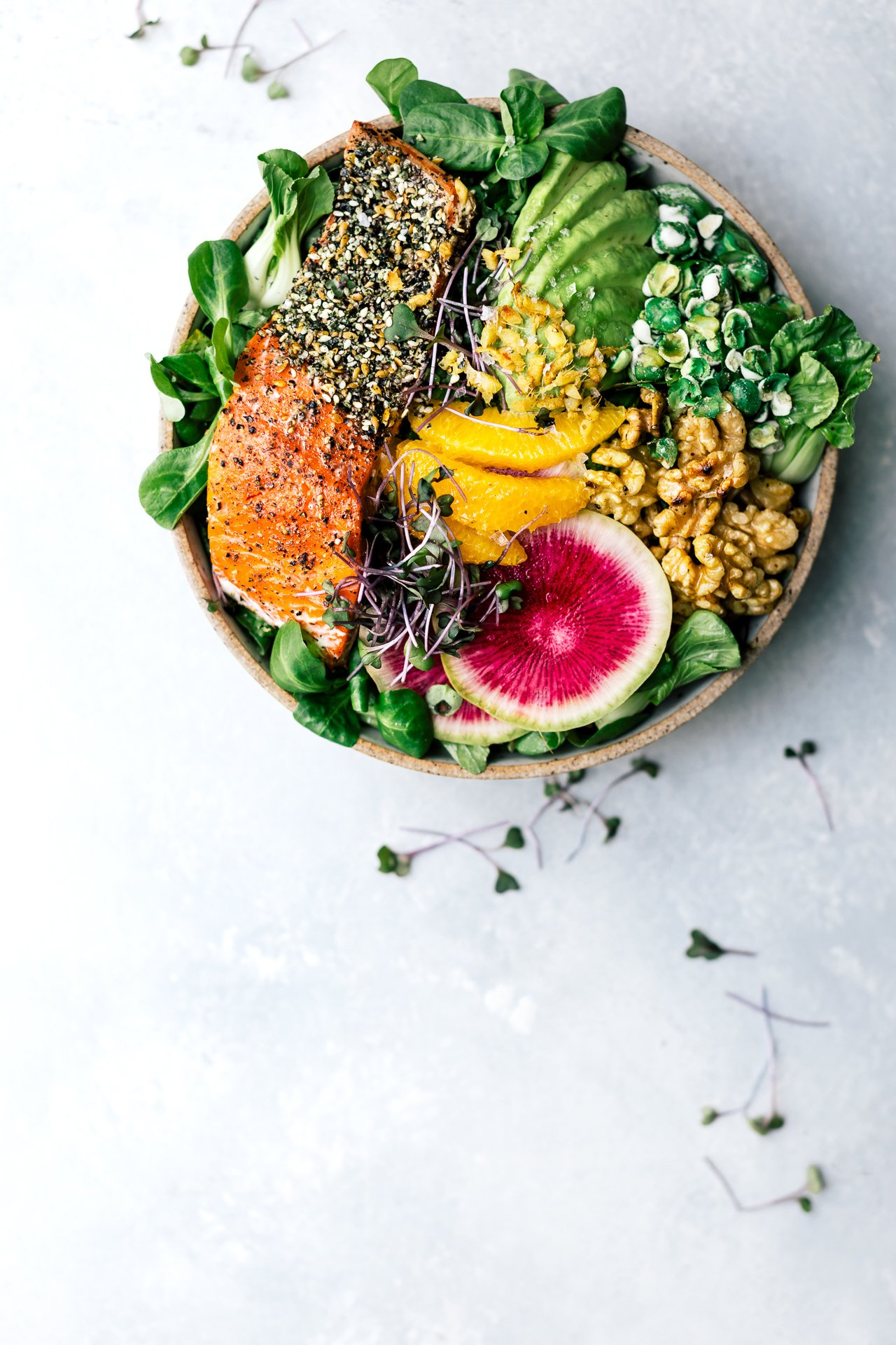 Superfood Salad | An HonestlyYUM + HonestlyFIT Collaboration