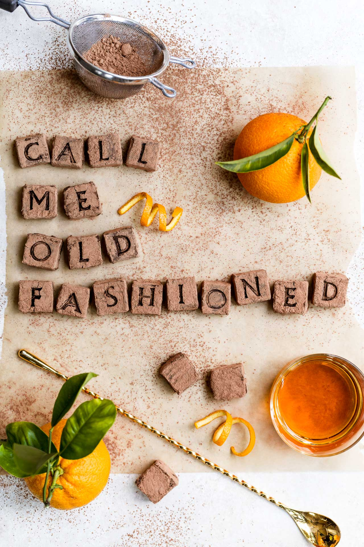 Old Fashioned Conversational Truffles | HonestlyYUM (honestlyyum.com)